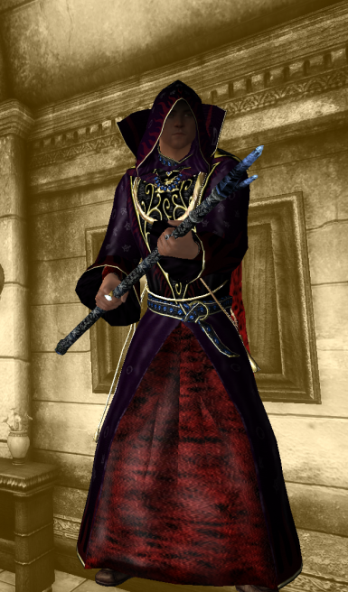 Arch-Mage's Robe and Hood