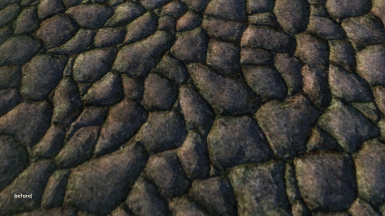 (Almost) Every Oblivion texture enhanced