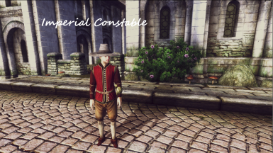 Yeomanry's_ Militia's_constables Guard overhaul