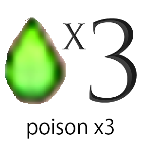 Poisons Work Three Times OBSE hella
