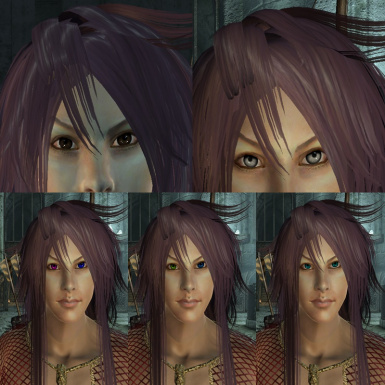 Rens Mystic elves eye replacer