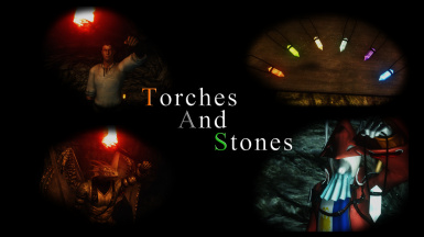 Torches and Stones - A Torch Idle Replacer