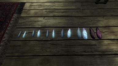1 - Upscaled Vanilla Textures with changed Meshes and Vanilla Glowmap