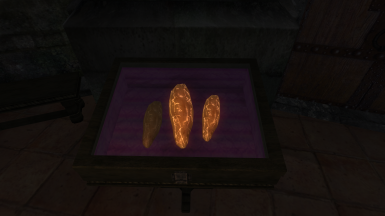2 - Morrowind Textures in the Arch Mages Lobby