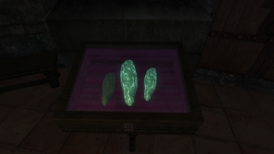 2 - Skyrim Textures in the Arch Mages Lobby