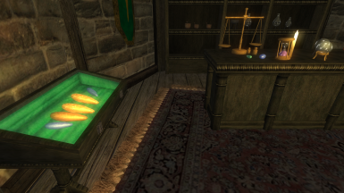 4 - Morrowind Textures at Chorrol Mages Guild