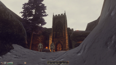 The Church of the Rock Ogres