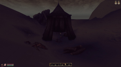 Abandoned Giant's Camp