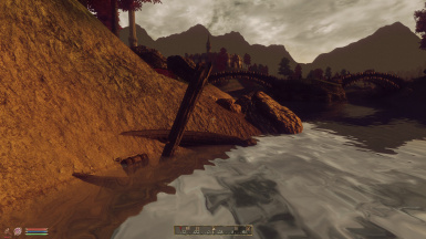 Captain Ragged's Crashed Vessel