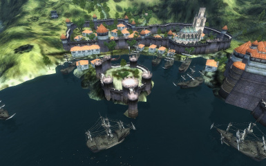 Better Cities addon in Anvil