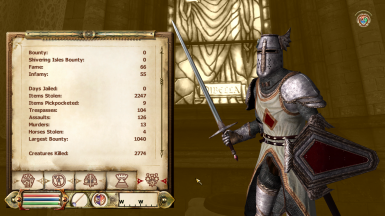 Knights of the Nine - Improved Infamy System