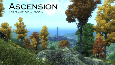 Ascension - Immersive Vanilla Overhaul