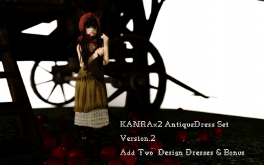 Collection of Kanrax2's works