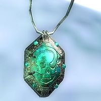Unenchanted versions of amulets and rings
