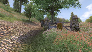 County Cheydinhal, Blue Road