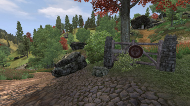 County Kvatch, Gold Road