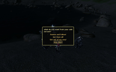 Improved Command Script!