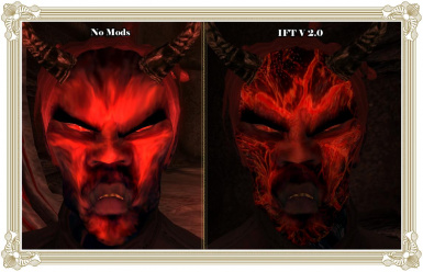 IFT Improved Facial Textures
