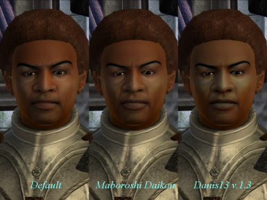 Danis13 BEAUTY FACES v13 Full at Oblivion Nexus - mods and