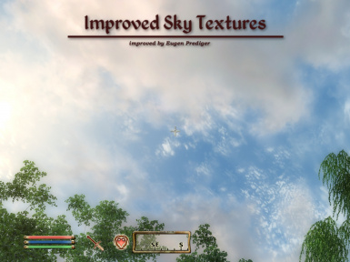 Improved Sky Textures