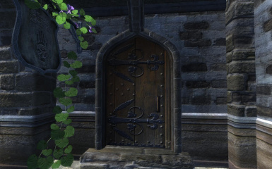 Improved Doors and Flora