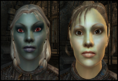 Facial Textures by Enayla