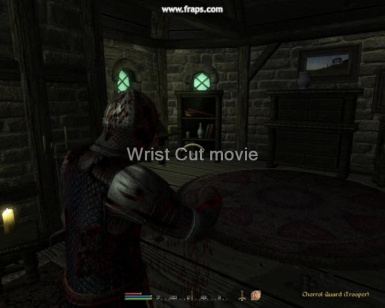 Wrist Cut movie