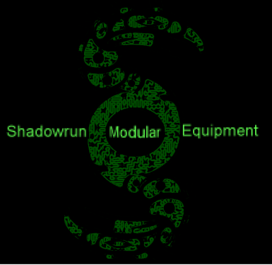 Shadowrun Modular Equipment modules
