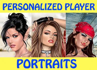 Personalized Player Portraits