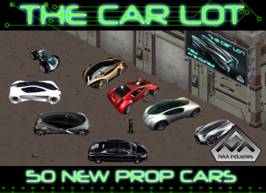 The Car Lot