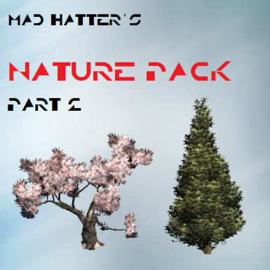Mad Hatter tree pack part 2