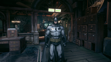 Return to Arkham City Batsuit