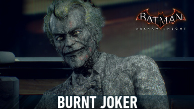 Burnt Joker