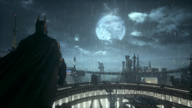Vulkan API for Batman Arkham Knight