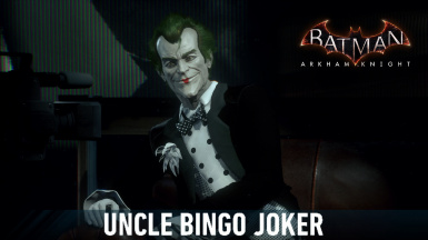 Uncle Bingo Joker