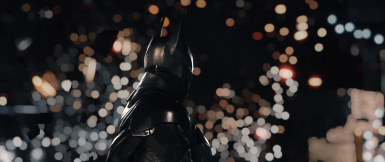 Batman Arkham Knight - ReShade - Post-Process Removing - Advanced Settings - DSR - NVidia Features