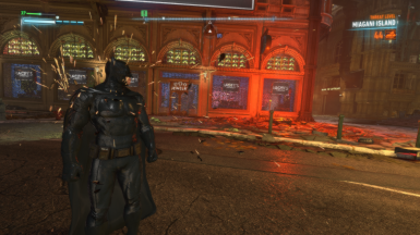 Arkham Knight Console Cheats