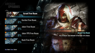 batman arkham knight skins unlock