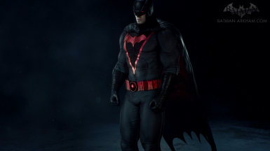 Earth 2 Dark Knight Skin