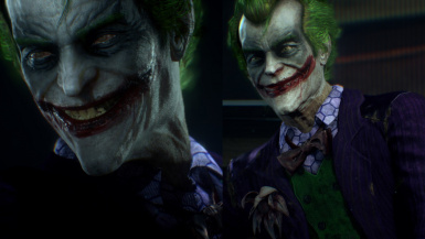 TDK Joker for Arkham Knight