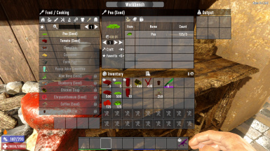 Pea Seed Crafting Cost