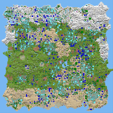 A19 Pre Rendered Maps
