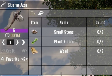 Build Level 6 Tools and Weapons