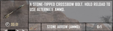 Arrow - Crossbow Bolt Conversation Recipes