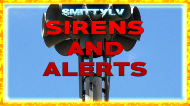 Sirens and Alerts by smittylv