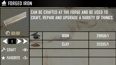 Use Fewer Resources When Crafting
