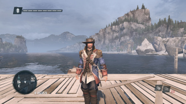 Assassin's Creed Rogue French Outfits Mod