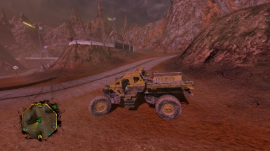 Increased Vehicle FOV and disable camera recenter (Re-Mars-Tered)