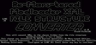 ModFixer - Re-Mars-Tered Modloader XML Converter and Operations Guide