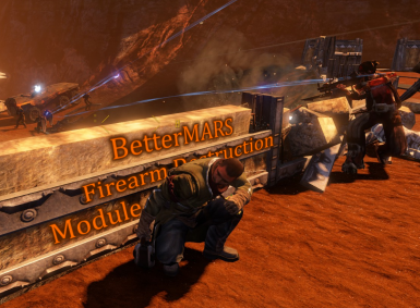 BetterMARS Firearm Structural Damage Module for Re-MARS-tered